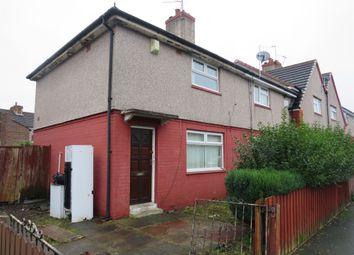 Thumbnail 3 bed end terrace house for sale in Farlow Road, Rock Ferry, Birkenhead