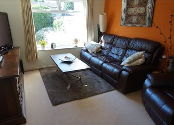Thumbnail 2 bedroom terraced house for sale in Rowlands Close, Cambridge