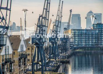 Thumbnail 1 bed flat for sale in Meridian Building, Royal Wharf