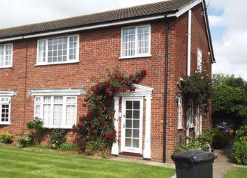 Thumbnail 1 bed flat for sale in Sandhurst Road, Sandilands, Lincs.