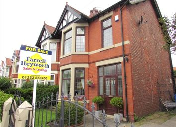 Thumbnail 3 bed property for sale in Darbishire Road, Fleetwood