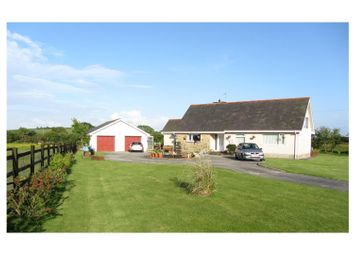 Thumbnail 5 bed detached house for sale in Llanfachraeth, Holyhead