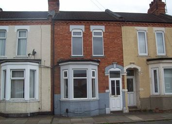 3 bed terraced house to rent in Wycliffe Road, Northampton NN1
