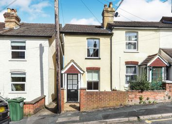 Thumbnail 4 bedroom end terrace house to rent in Ludlow Road, Guildford