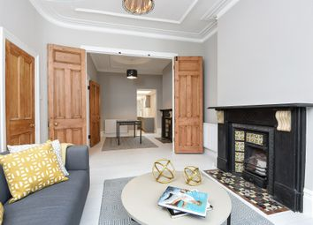 Thumbnail 4 bed terraced house for sale in Elspeth Road, Battersea, London