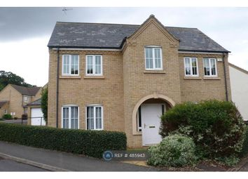 Thumbnail 4 bed detached house to rent in Longfield Gate, Peterborough