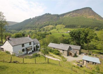Thumbnail 4 bed cottage for sale in Llangynog, Oswestry