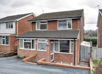 Thumbnail 3 bed detached house for sale in Sycamore Drive, Marlow