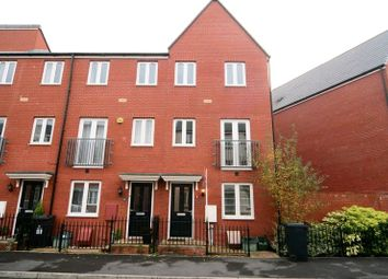 Thumbnail 4 bed end terrace house to rent in Longhorn Avenue, Gloucester