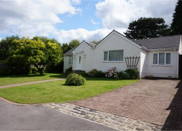 Thumbnail 3 bed bungalow for sale in Pump Close, West Malling