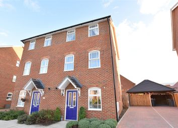 Thumbnail 4 bed semi-detached house for sale in Weldon Road, Ebbsfleet Valley, Swanscombe