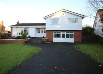 Thumbnail 4 bed detached house for sale in Ballycrochan Road, Bangor