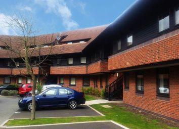 Thumbnail 2 bed flat to rent in Hamnett Close, Birchwood, Warrington