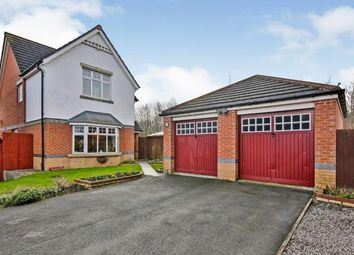 Thumbnail 4 bed detached house for sale in Falmouth Drive, Darlington, Co Durham