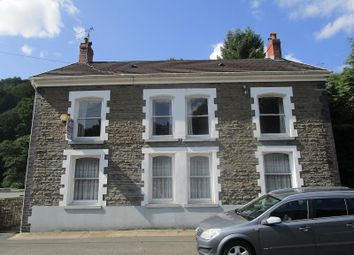 Thumbnail 4 bed detached house for sale in Heol Gwys, Upper Cwmtwrch, Swansea.