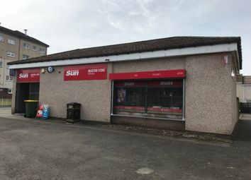 Thumbnail Retail premises for sale in Wishaw, Lanarkshire