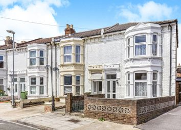 Thumbnail 3 bed end terrace house for sale in Wadham Road, Portsmouth