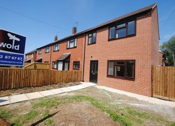 Thumbnail 3 bedroom end terrace house for sale in Millham Road, Bishops Cleeve, Cheltenham