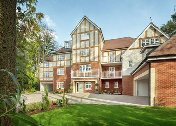 "Thumbnail 2 bedroom flat for sale in ""The Penthouse - Plot 9"" at London Road, Sunningdale, Ascot"