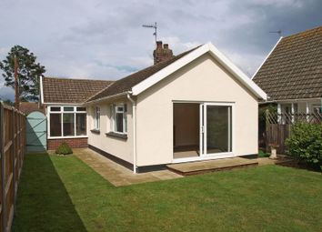 Thumbnail 2 bedroom bungalow for sale in Meadow Road, Lowestoft