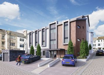 Thumbnail 1 bed flat for sale in Beaumont Road, Plymouth