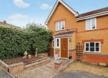 Thumbnail 2 bedroom semi-detached house for sale in Mendip View, Street