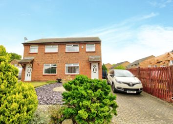 Thumbnail 3 bed semi-detached house for sale in Mornington Lane, Darlington