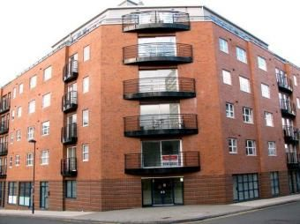 Thumbnail 2 bed flat to rent in Scotland Street, City Centre, Birmingham