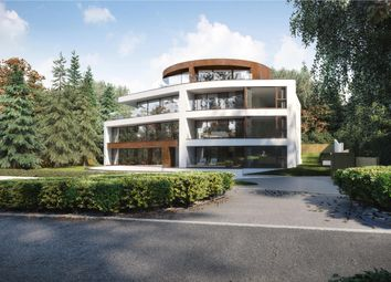 Thumbnail 2 bed flat for sale in The Avenue, Branksome Park