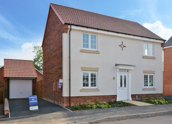 Thumbnail 4 bed detached house for sale in Halam Road, Southwell