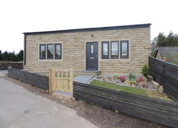 Thumbnail 3 bed detached bungalow for sale in Valley View, Rochdale Road, Denshaw.