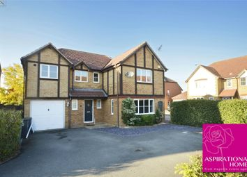 Thumbnail 4 bed detached house to rent in Windsor Drive, Thrapston, Northamptonshire