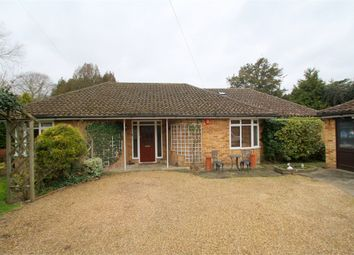 Thumbnail 3 bed detached bungalow for sale in Pinewoods, Greenway Drive, Staines-Upon-Thames, Surrey