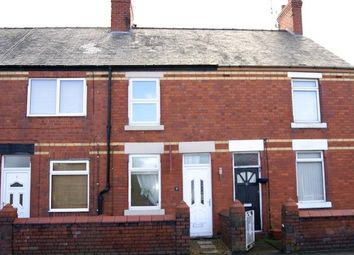 Thumbnail 2 bed terraced house for sale in Maelor Road, Johnstown, Wrexham
