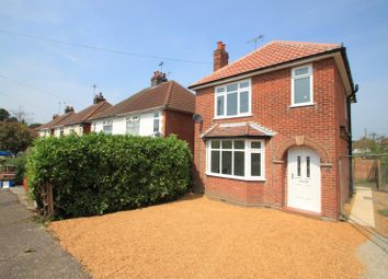 Thumbnail 3 bed detached house to rent in Smythies Avenue, Colchester, Essex
