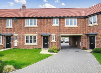 Thumbnail 3 bed terraced house for sale in Gallus Close, Northrepps, Cromer