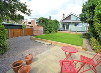 Thumbnail 2 bed detached bungalow for sale in Carlton Avenue, Narborough, Leicester