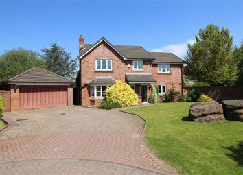 Thumbnail 5 bed detached house for sale in St. Johns Court, Broughton, Preston