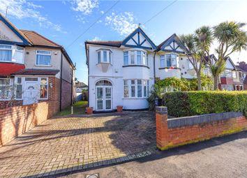 Thumbnail 3 bed semi-detached house for sale in Ellerdine Road, Hounslow