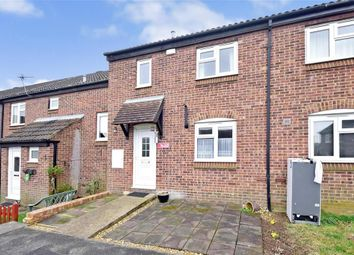 2 bed terraced house for sale in Forrester Close, Canterbury, Kent CT1
