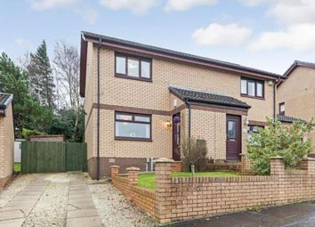 Thumbnail 2 bed semi-detached house for sale in Queensby Road, Baillieston, Glasgow, Lanarkshire