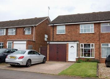 Thumbnail 3 bed semi-detached house for sale in Brampton Way, Brixworth, Northampton