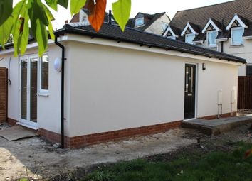 Thumbnail 1 bed bungalow to rent in St. Michaels Road, Aldershot