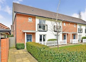 Thumbnail 3 bed semi-detached house to rent in Jeremiah Court, Redhill