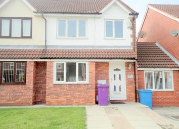 Thumbnail 3 bed end terrace house for sale in Waterhouse Close, Anfield, Liverpool
