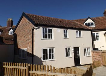 Thumbnail 2 bed semi-detached house for sale in Wymondham, Norfolk
