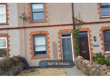 Thumbnail 2 bed terraced house to rent in Shamrock Terrace, Deganwy, Conwy