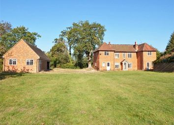 Thumbnail 4 bed detached house for sale in Warbrook Lane, Eversley, Hook, Hampshire
