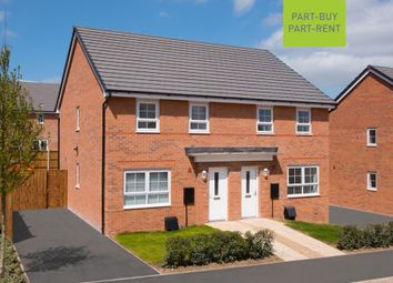 "Thumbnail 3 bedroom end terrace house for sale in ""Maidstone"" at Dunnocksfold Road, Alsager, Stoke-On-Trent"