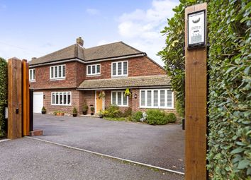 Thumbnail 4 bed detached house for sale in Vicarage Road, Southborough, Tunbridge Wells